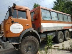 КамАЗ. Автобус Вахтовка