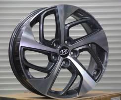 Новые диски на Hyundai
