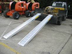 Алюминиевые трапы до 6 тонн