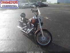 Harley-Davidson Dyna Super Glide Custom FXDC 13812, 2008