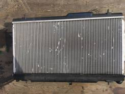 Радиатор охлаждения двигателя. Subaru: Impreza WRX, Impreza WRX STI, Impreza, Forester, Outback, XV, Legacy B4 EJ255, EJ257, EJ205, EJ207, EJ251, EE20...