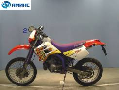 Мотоцикл Kawasaki KDX220SR на заказ из Японии без пробега по РФ