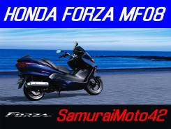 Honda Forza. 250куб. см., исправен, птс, с пробегом