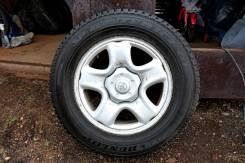 """Комлект колёс 215/70/R16 """"Dunlop SP Winter Ice 01"""". 7.0x16"""" 5x114.30 ET45 ЦО 60,1мм."""