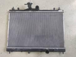 Радиатор охлаждения двигателя. Nissan Wingroad, Y12, JY12, NY12 Nissan Tiida Latio, SC11, SZC11, SJC11, SNC11 Nissan Tiida, C11, NC11, JC11, SC11, C11...