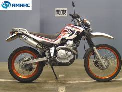 Yamaha Serow XT 250, 2016