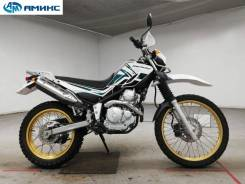 Yamaha Serow XT 250, 2012