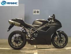 Мотоцикл Ducati 848 EVO на заказ из Японии без пробега по РФ, 2011