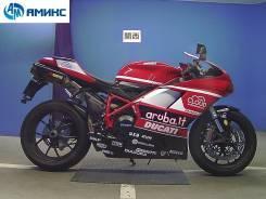 Мотоцикл Ducati 848 EVO на заказ из Японии без пробега по РФ, 2012