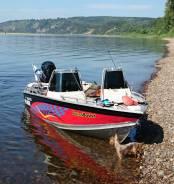 Моторная лодка UMS-450PL