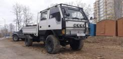Mitsubishi Fuso Canter. Продам 4х4 грузовик Mitsubishi Canter, 4 200куб. см., 2 000кг., 4x4