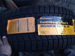 Continental ContiVikingContact 6 SUV. зимние, без шипов, 2018 год, новый