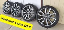 """235/265-35-19, оригинал Lexus GSF, в наличии. 8.0/9.0x19"""" 5x114.30 ET45/60 ЦО 60,1мм."""