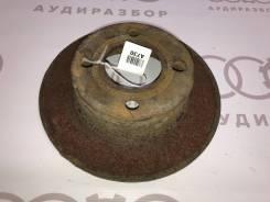 Тормозной диск задний 443615601 на Ауди 80/90/100 893, 89Q, 8A2, B3, 8C2, 8C5, B4, 443, 44Q, C3
