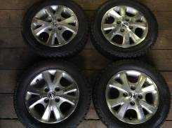 "Колёса 155/65R13 Goodyear диски оригинал Honda 4x100. 4.0x13"" 4x100.00 ET40"