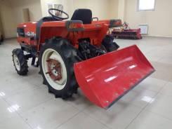 Отвал для мини-трактора