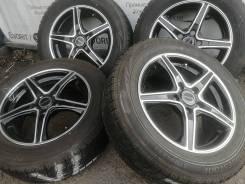 """Литые диски Balminum на шинах Bridgestone 205/60R16. 6.5x16"""" 5x114.30 ET54"""