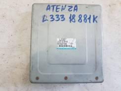Блок управления двс Mazda Atenza