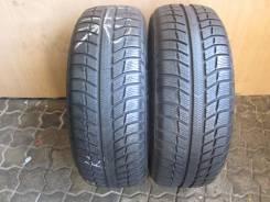 Michelin. зимние, без шипов, б/у, износ 20%