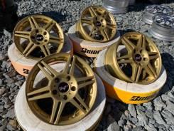 Японские Брендовые Золотые Crimson Rally Sparco R15