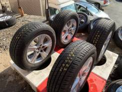 Goodyear EfficientGrip SUV. летние, 2018 год, б/у, износ 5%