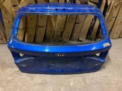 Крышка багажника. Kia Rio