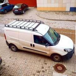 Грузоперевозки на каблуке с багажником на крыше