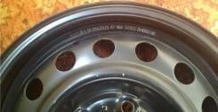 Диск колесный Elantra 5.5JxR15 ET47 PCD 5*114.3 Dia 67.1 529102H050
