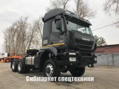 Iveco Trakker. Седельный тягач с высокой кабиной - 500 л. с., 12 880куб. см., 27 000кг., 6x6