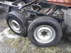 Bridgestone Blizzak VL1. зимние, без шипов, 2015 год, б/у, износ 5%