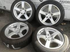 """Литые диски BMW на шинах Bridgestone225/50R17. 8.0x17"""" 5x120.00 ET29"""
