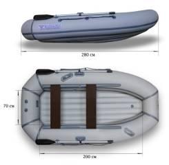Лодка Флагман 280 НТ