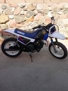 Yamaha PW50. 50куб. см., исправен, без птс, с пробегом