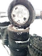 """Колеса R16 Диски Renault 5*114,3 на зимней резине. x16"""""""