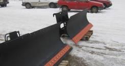 СНеговой отвал 3500 мм для фронтального погрузчика