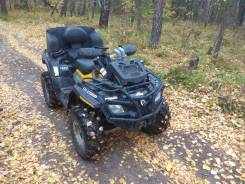 BRP Can-Am Outlander Max 800 XT, 2010
