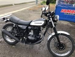 Kawasaki 250TR, 2008
