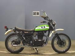 Kawasaki 250TR, 2002