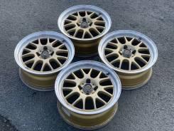 Японские редкие Выносные спорт-диски Sparco Racing R15 4*100!