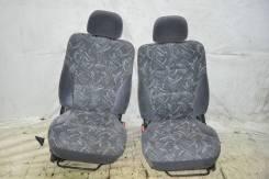 Сиденье. Mitsubishi Pajero iO, H76W 4G93