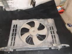 Вентилятор охлаждения в сборе Toyota Corolla 150