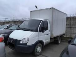 ГАЗ 3302. Промтоварный фургон на шасси ГАЗ-3302-1288, 2 890куб. см., 1 500кг., 4x4