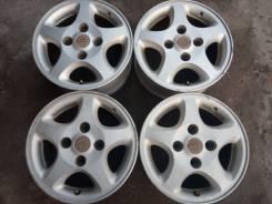 Оригинальные диски Nissan 4x114.3 R14 из Японии