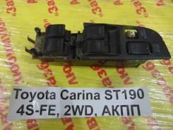 Блок управления стеклопоемниками Toyota Carina Toyota Carina 1992, правый передний