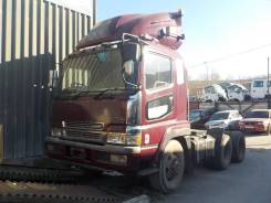 Продам по запчастям MMC Fuso 03 г. рама FV50 ДВС-8М22ТТ тягач.