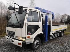 Nissan Diesel. Самогруз , 2002 г. в. ТНВД простой механический, 7 000куб. см., 5 000кг., 4x2