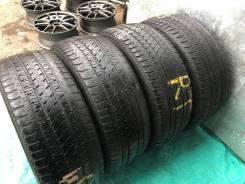 Bridgestone Dueler H/L Alenza. летние, 2011 год, б/у, износ 30%