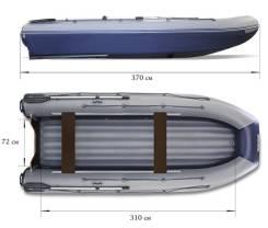 Лодка Флагман DK 370 IGLA