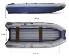 Лодка Флагман DK 390 IGLA