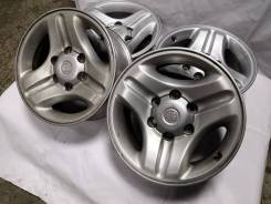 Диски Toyota R16 6/139,7